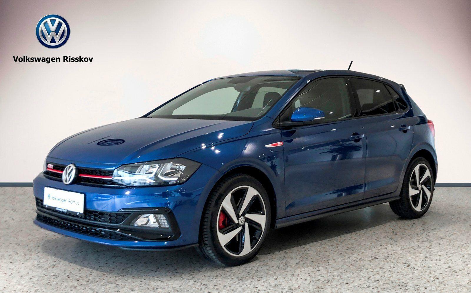 VW Polo 2,0 GTi DSG 5d - 289.500 kr.