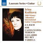 Irina Kulikova: Guitar Laureate (CD, Jun-2011, Naxos (Distributor))