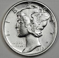 1939-S 10C Mercury Dime