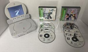 RARE! Final Fantasy VII 7 & 8 VIII Playstation 1 PS1 Greatest Hits No Manuals