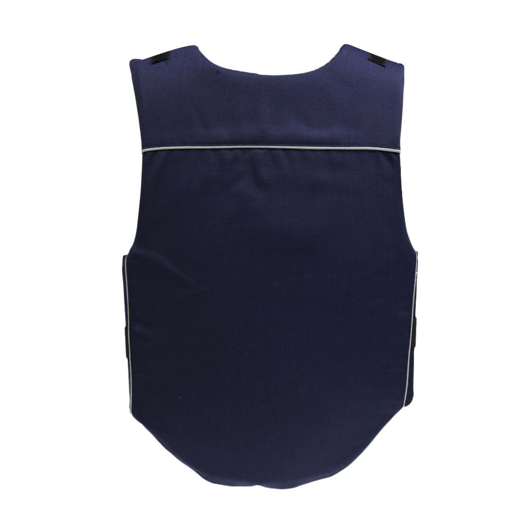 Kids Flexible Equestrian Body Protective Gear Horse Horse Horse Riding Vest Certified 1f787c