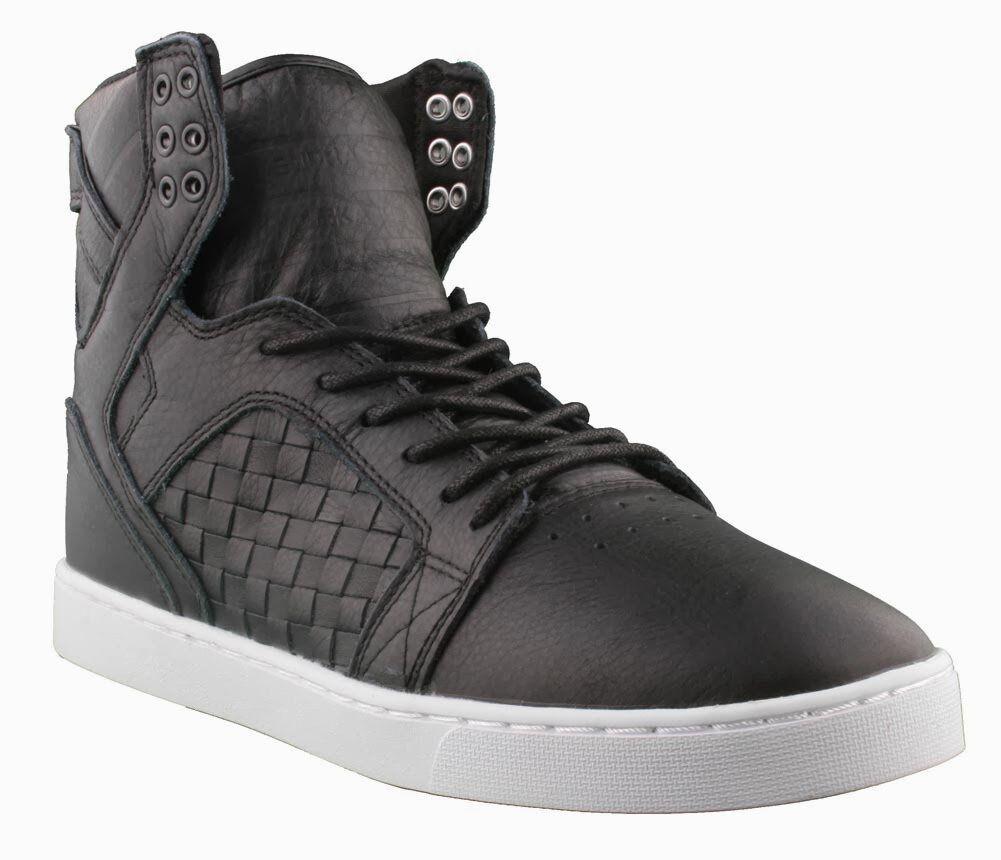 Supra Skytop LX negro/zapatos blancos