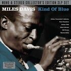 Kind of Blue [Mono/Stereo LP] by Miles Davis (Vinyl, Mar-2012, 2 Discs, Not...