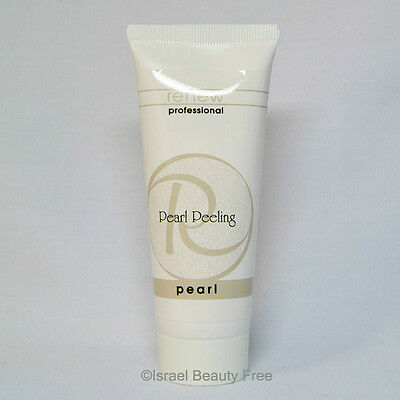 Renew Pearl Peeling / Contains Natural Olive Stones