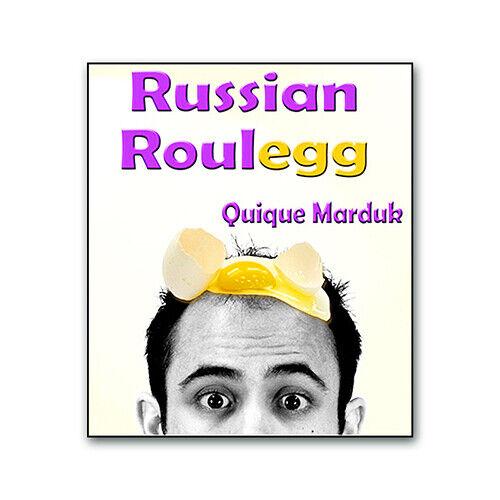 Russian Roulegg  by Quique Marduk  nuovo sadico