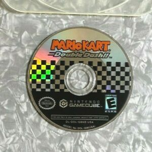 Mario Kart Double Dash!! Nintendo Gamecube *Disc Only* Tested Fast Shipping