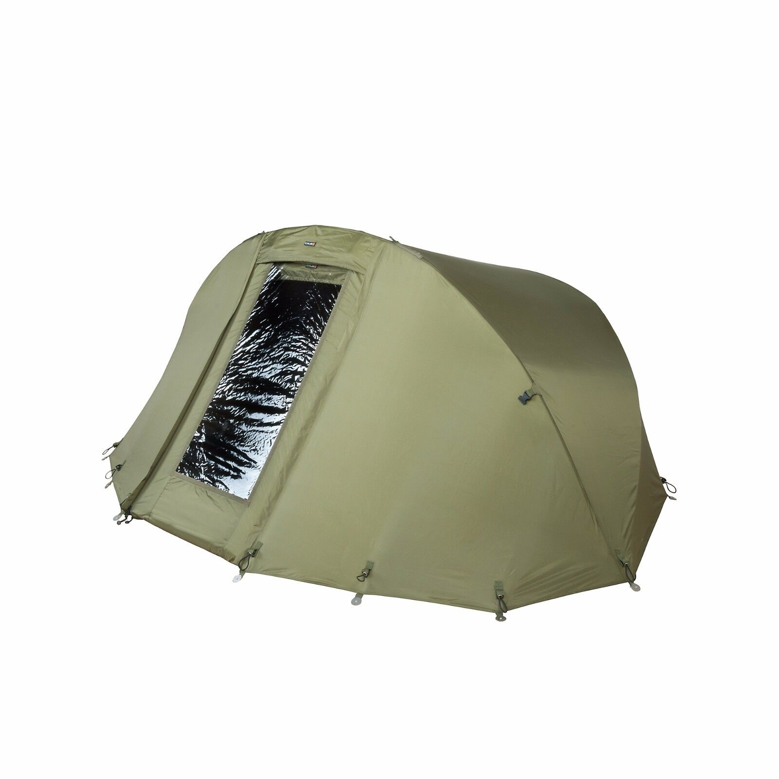 Chub RS-Plus Fishing Shelter   Bivvy Overwrap With T-Pegs and Carry Bag
