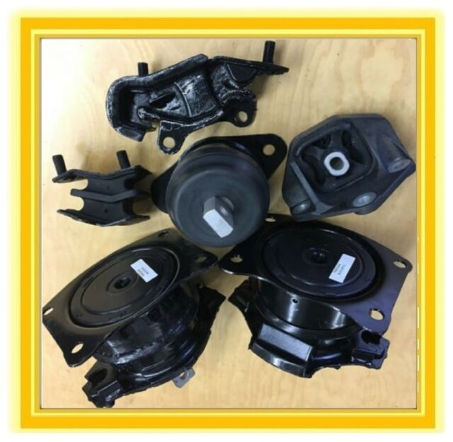 Motor Mounts For 2004-2006 Acura TL 3.2L V6 Auto Engine
