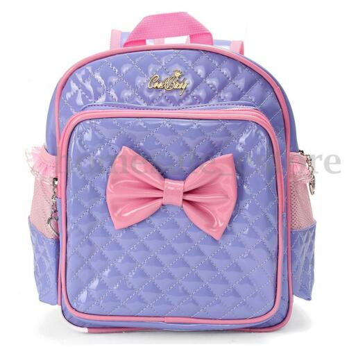 Kids Children Girl Kindergarten Schoolbag Book Bag Toddle Backpack Rucksack