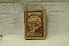 rare paperback edition antique old book A CHANCE ACQUAINTANCE Edinburgh Howells