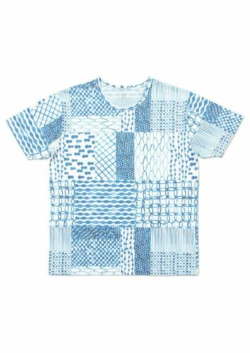 Soft Multi Pattern Short Sleeve Tee F Wagara Collection