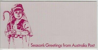 Stamp 1986 Australia Christmas Mini