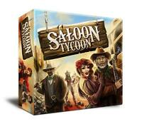 Saloon Tycoon Old West Board Game Van Ryder Games Mp Vrg005