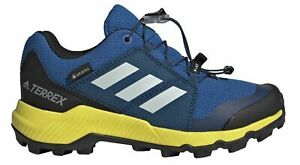 Details about Adidas Performance Kids outdoorschuh Terrex GTX K Blue Yellow show original title