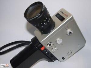 Nizo-S-560-Super-8-Film-Camera-Lens-Schneider-Variogon-1-8-7-56mm-Zoom