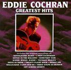 Greatest Hits by Eddie Cochran (CD, Dec-1994, Curb)