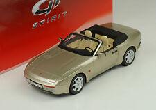 Porsche 944 S2 Cabrio cabriolet 1989  1:18 GT Spirit