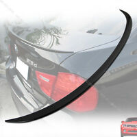 Painted E90 BMW 3-Series M3 Type Boot Trunk Spoiler Rear Wing 09 11
