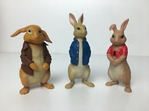 Peter-Rabbit-amp-Friends-Mini-Figures-Toppers-Toys-Collectable