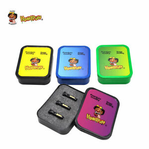 HONEYPUFF-3X-Black-Glass-Reusable-Rolling-Mouth-Filter-Tips-1-X-Plastic-Box