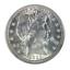 thumbnail 1 - 1916 Barber Quarter Mint State