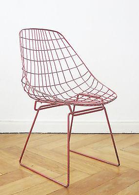 Pastoe Cees Braakman Sm05 Stuhl Design Wire Chair Bertoia String Stool Chaise I Taille Und Sehnen StäRken