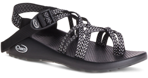 Chaco ZX 2 Sandalia cómoda Negro Clásico Boost Mujer Tallas 6-11 NIB