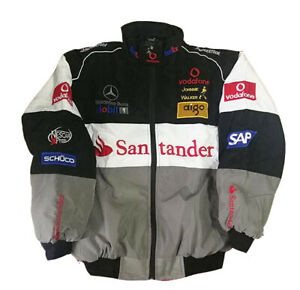 1Ferrari jacket car racing coat jacket