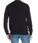 Kenneth-Cole-Reaction-Mens-Mixed-Media-Crewneck-Pullover-Sweater-Red-Blue-Black miniatura 8