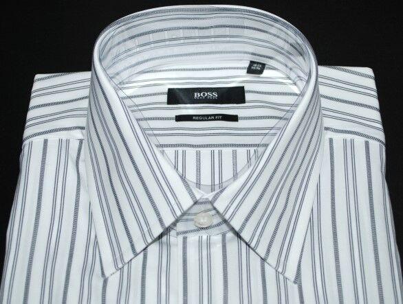 Hugo Boss Herren Hemd REGULAR FIT ENZO KW 40 (15 3/4)  NEU