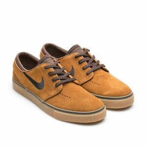 Details about Men's Nike Zoom Stefan Janoski SB 'Hazelnut' 333824 214 Size: Men size 6,Women 8