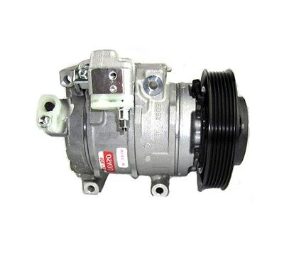 A//C Compressor W// Clutch New Premium Aftermarket for Acura RDX 07-12 Honda CR-V