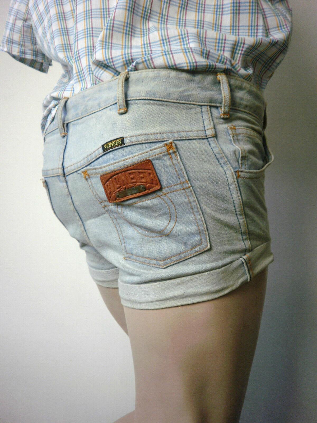 s 1195288 Short Jeans Court Pants Hommes Pantalon Pioneer Nº True BTPqw6 cd8710024d41