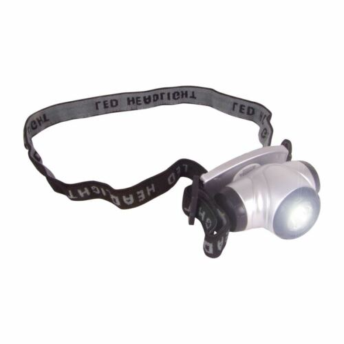 2er Set LED-Mini-Kopflicht Stirnlampe Kopflampe Campinglampe Outdoor Trekking