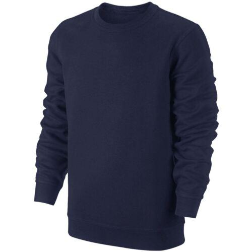 Da Uomo Pullover Felpa Girocollo Ragazzi Maglioni Workwear Uniform ponticelli Tops