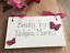Personalised-Wooden-Beauty-Salon-039-Treatment-in-Progress-039-hanging-butterfly-sign miniatura 4