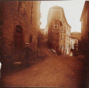 Aude A Identificare Francia Foto PL53L4n21 Stereo Placca Da Lente Vintage