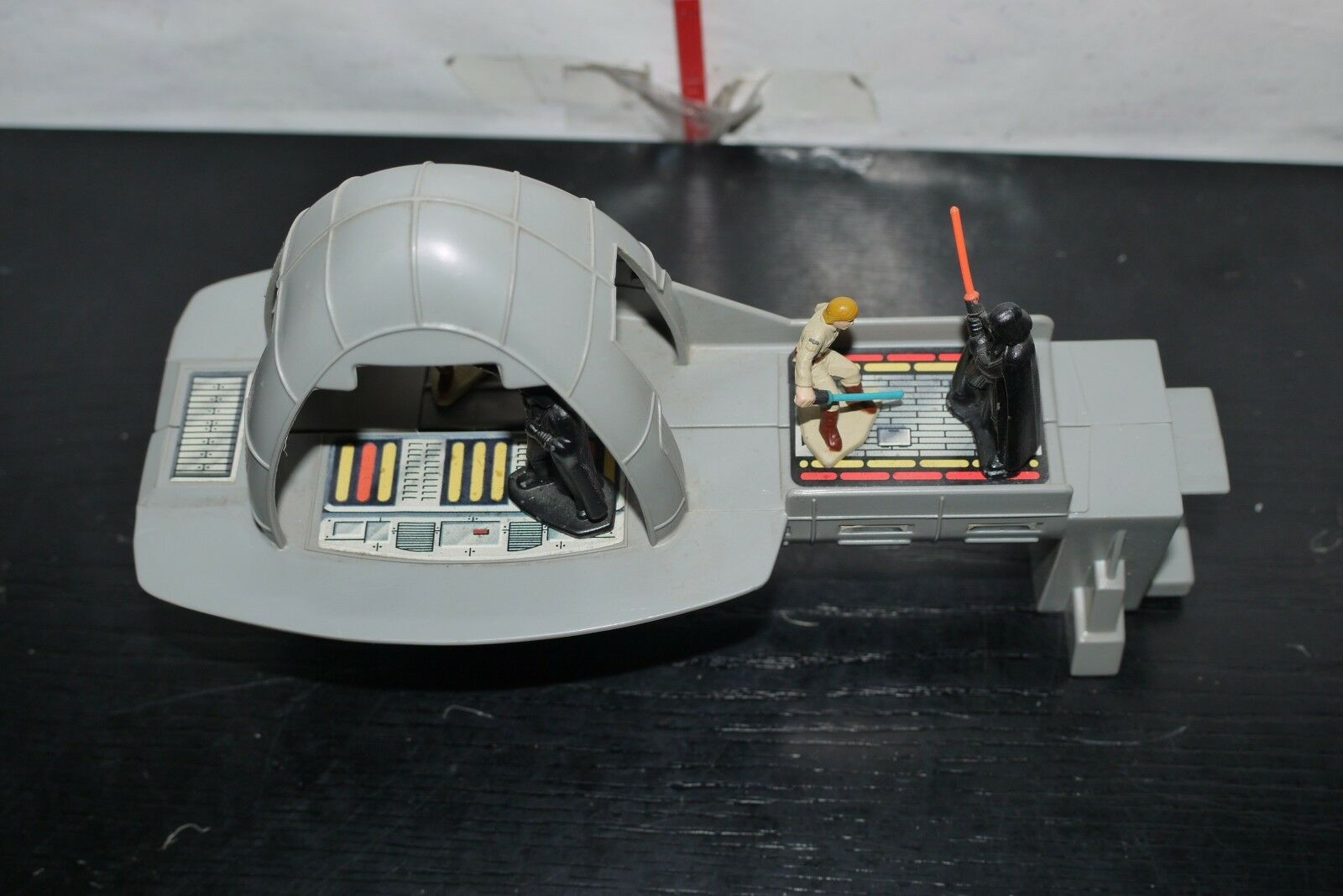 Vintage KENNER Star Wars MICRO MICRO MICRO COLLECTION BESPIN Control Room 1982 COMPLETE 62ea2b