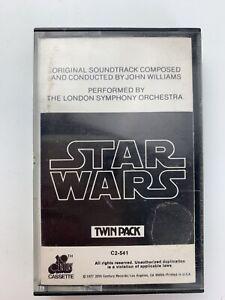 Star Wars London Symphony Orchestra John Williams (Cassette)