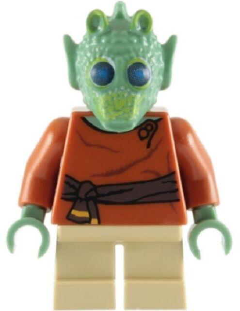Set 7962 Good Condition SWL17 LEGO Star Wars Sebulba Moveable Arms Minifigure