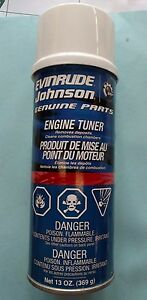 Details about Johnson/Evinrude/OMC Engine Tuner & Fuel System Cleaner  0777185, 777185 Tune-Up
