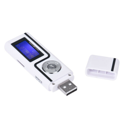 Portable USB Digital MP3 Music Player LCD HD Screen Support 16GB TF Card Hot