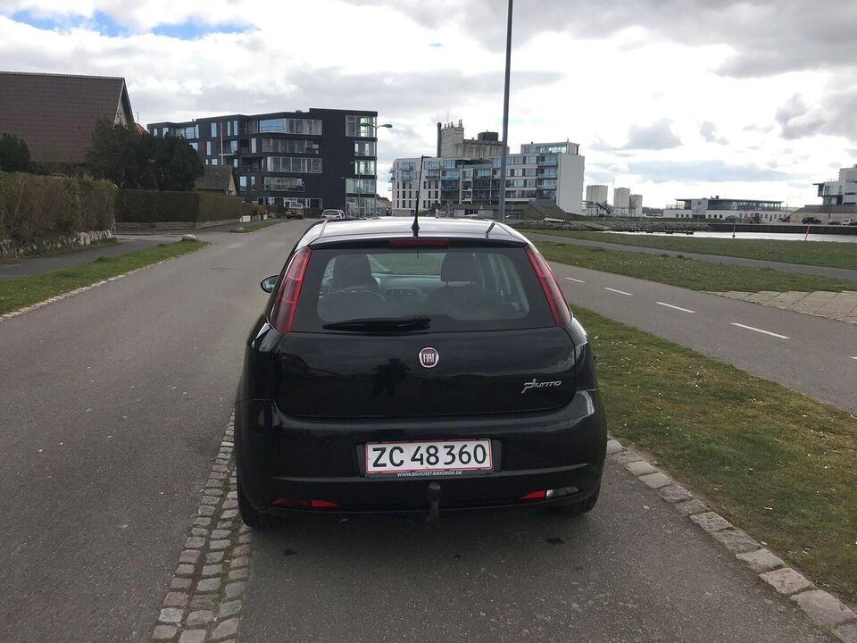 Fiat Grande Punto, 1,3 JTD 75 Dynamic, Diesel