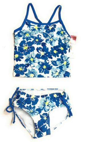 Kanu Surf Girls/' Melanie Beach Sport 2-Piece Banded Tankini Swimsuit