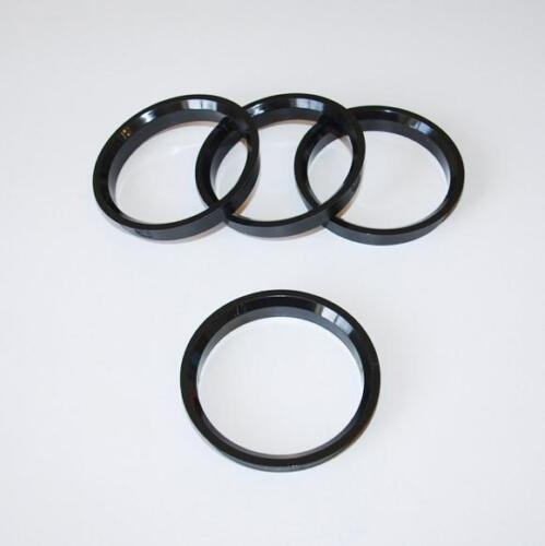 Centre spigot rings pour borbet 64mm pour s/'adapter vw corrado
