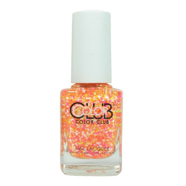 Color Club Nail Polish Lacquer ANR02 Do The Twist 0.5oz