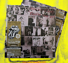 Rolling Stones ,Exile on Main St.(Box_Limited Edition_2 SHM-CD_2 LP_DVD_Booklet)