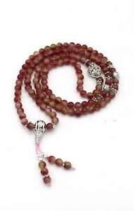 Budista-Meditationskette-Mala-Cadena-108-Agata-Collar-de-Oracion-AsienLifeStyle