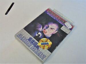NEW-Sega-Game-Master-of-Darkness-Sega-Game-Gear-System-Video-Game