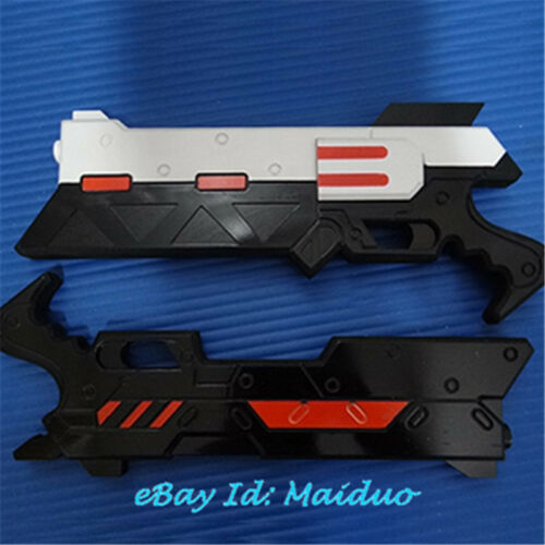 Metal Gear The Purifier Lucian Cosplay Gun Weapon Hand-made PVC Toys Props